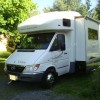 Affordable and fuel-efficient motorhome rental Winnebago View
