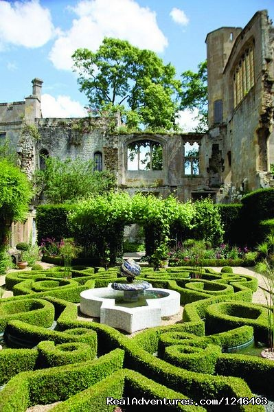 Sudeley Castle - Garden Tours of England