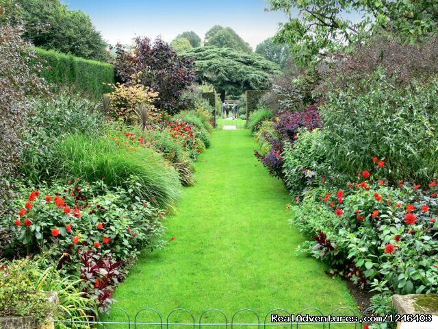 Hidcote - Garden Tours of England
