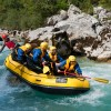 Rafting on Soca river Rafting Trips Slovenia