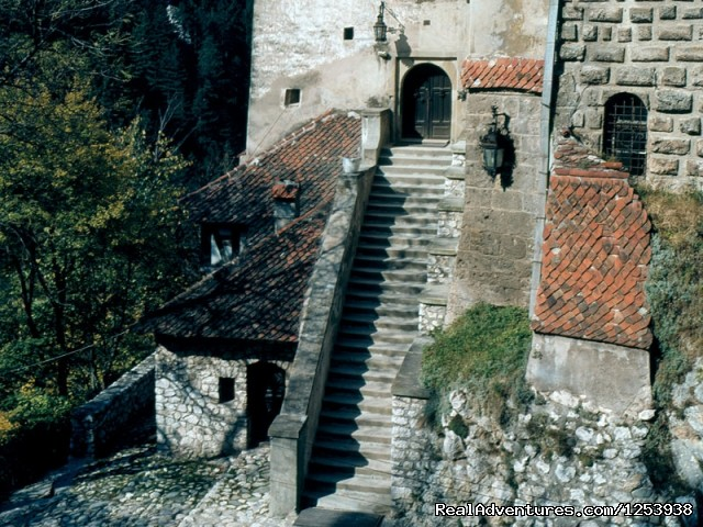 Dracula's Castle - Count Dracula Tour