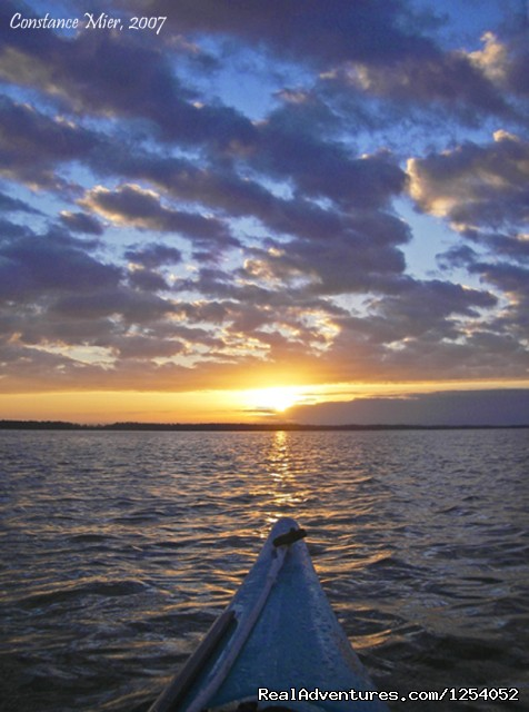 Kayak Sunset Tour - Everglades Nat'l Park - Boat Assisted Kayak Tour
