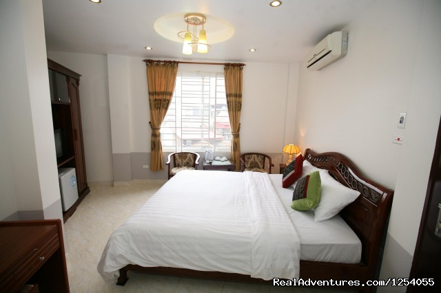 Superior double room (#4 of 4) - Hotel in Hanoi central of Vietnam
