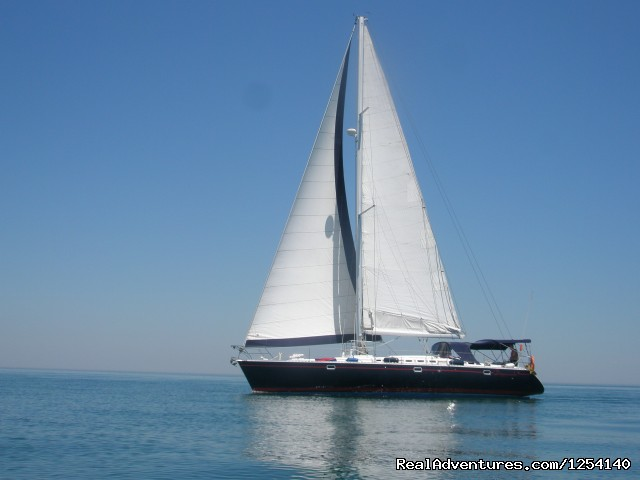 Sailing Charters  in Dominican Republic
