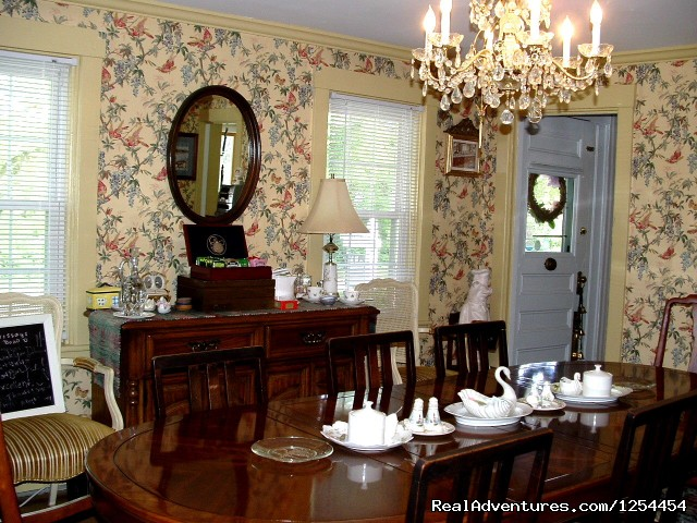 Dinning Room (#11 of 15) - Experience New England Charm @ White Swan