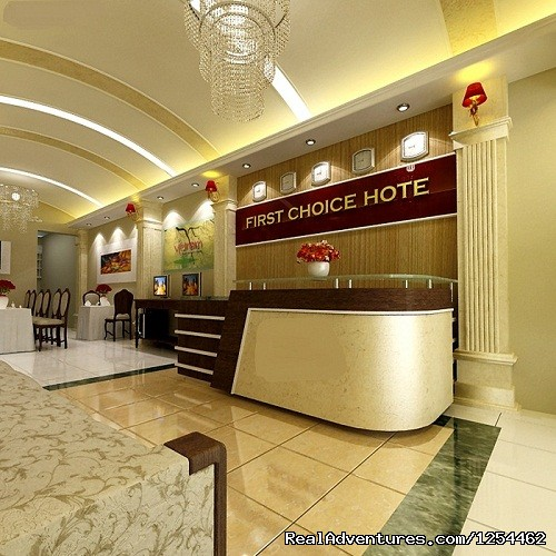 Hanoi First Choice Hotel, Great hotels in Hanoi Lobby