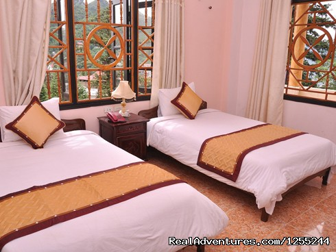 Welcome to Hoang Ha Sapa Hotel.