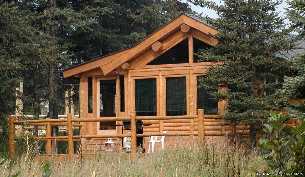 Moose Cabin | Image #7/26 | Unique Lodging and Exciting Adventures in Alaska