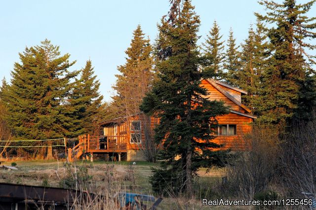 Bear Den Vacation Home - Unique Lodging and Exciting Adventures in Alaska