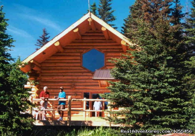 Unique Lodging and Exciting Adventures in Alaska The Wise Old Hunter Lodge
