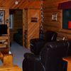 Moose Cabin - Den
