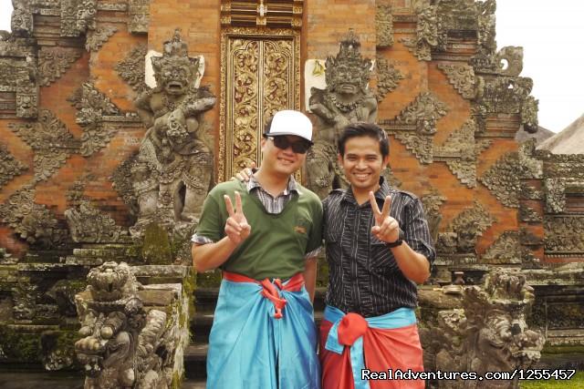Mr. Kadek (#2 of 2) - Bali Tour Driver