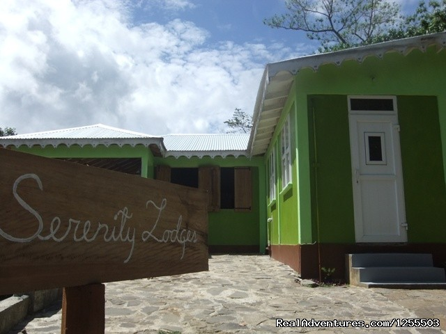Serenity Lodges Dominica - Affordable vacation in Dominica