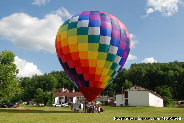 - Southern Balloon Journeys