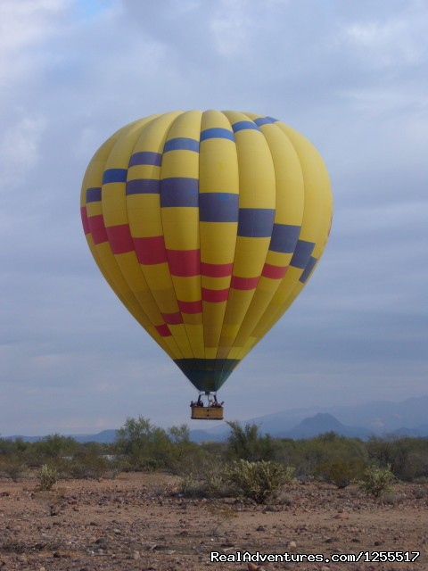 The Hot Air Balloon Company