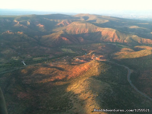 Northern Light Balloon Expeditions Sedona, Arizona Ballooning