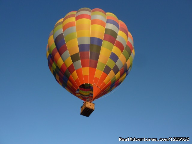 Up, Up and Away - Tucson Balloon Rides