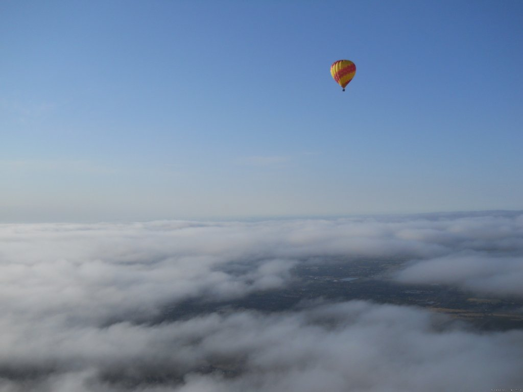 You can see for miles | Image #2/13 | Up & Away Ballooning