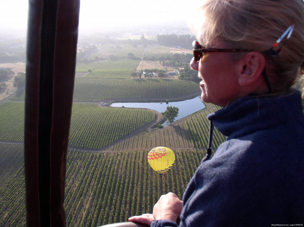 How relaxing | Image #4/13 | Up & Away Ballooning