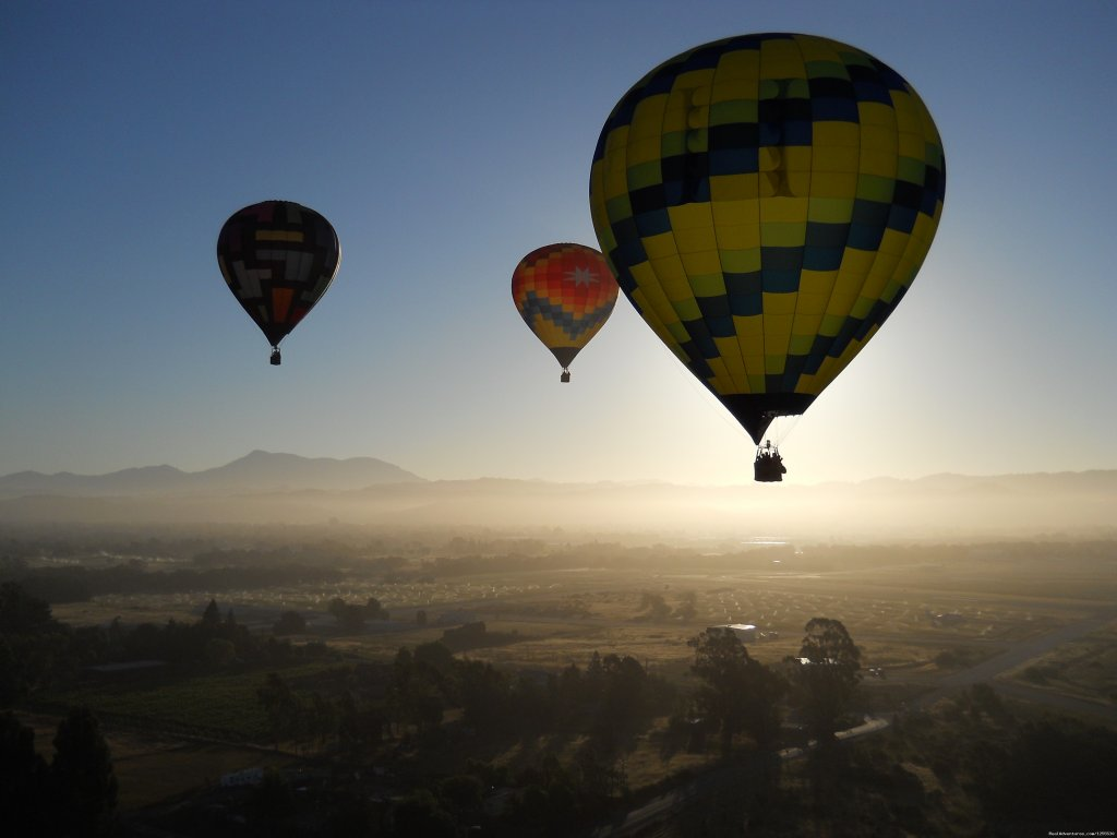 Day is born | Image #12/13 | Up & Away Ballooning
