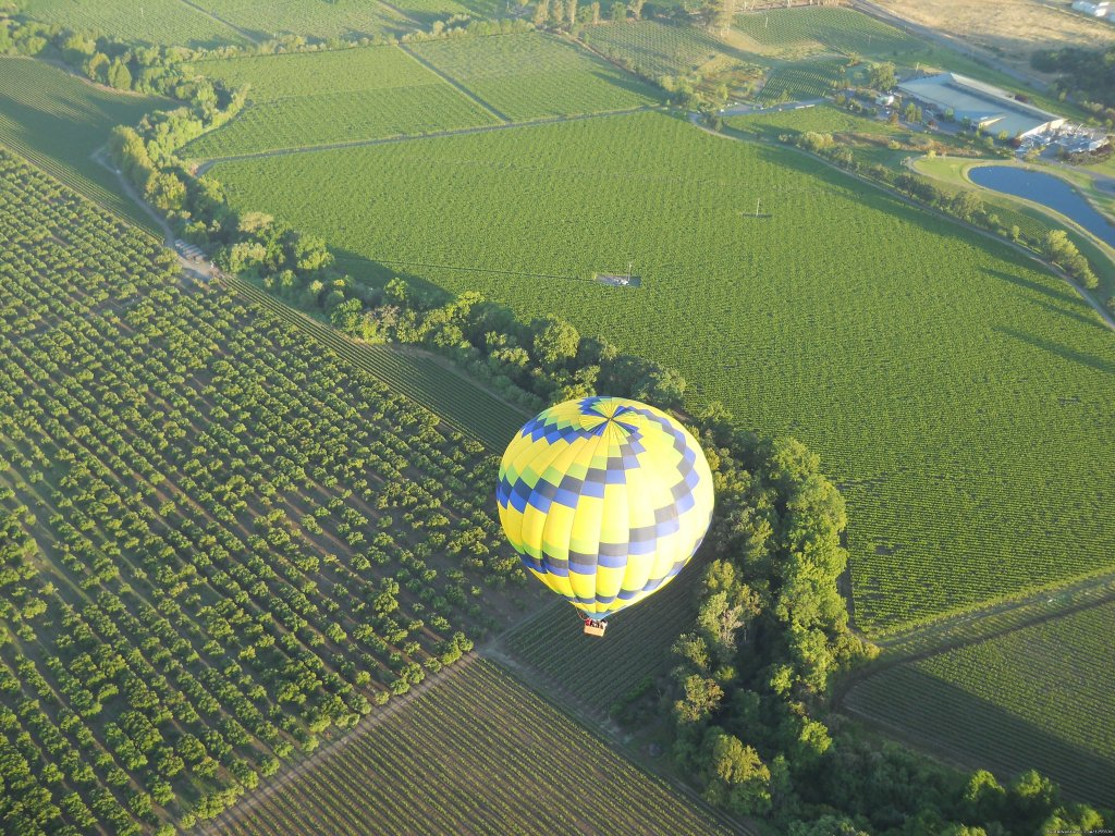 Hello down there | Image #13/13 | Up & Away Ballooning