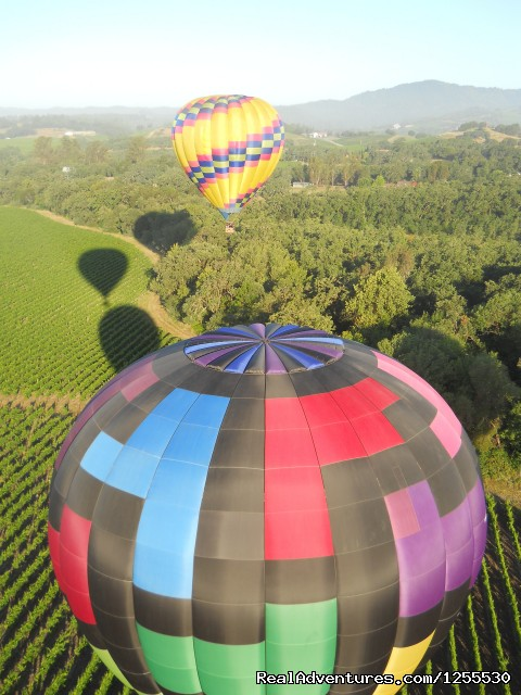 Nice - Up & Away Ballooning
