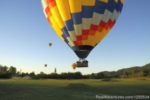 Napa Valley Balloons Ballooning Yountville, California