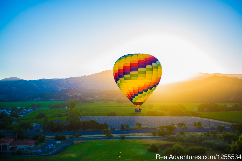 Good Morning Napa Valley | Image #4/6 | Napa Valley Balloons