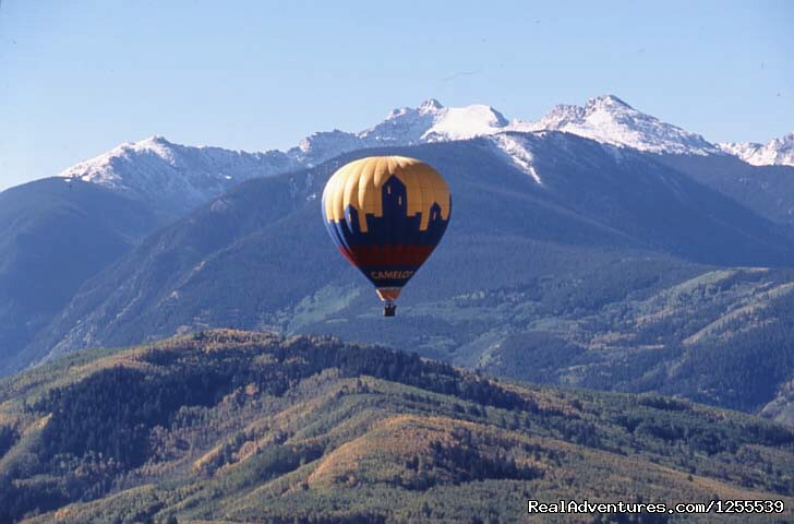 Ballooning in the Vail Valley | Image #1/6 | Eagle, Colorado, Colorado  | Ballooning | Camelot Balloons