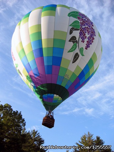 New Englands premier hot air balloon ride operator Ballooning Salem, New Hampshire