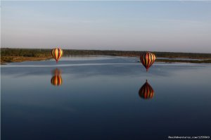 Painted Horizons Hot Air Balloon Tours Ballooning Orlando, Florida