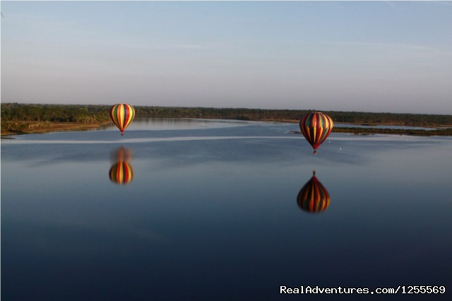 Painted Horizons Hot Air Balloon Tours Orlando, Florida Ballooning