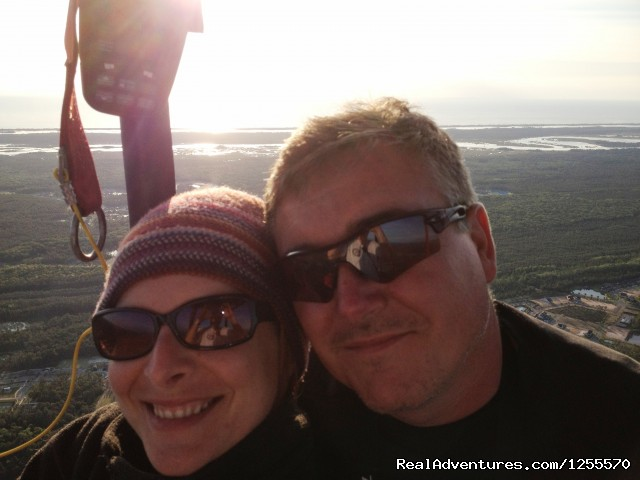 Romantic date (#9 of 12) - Romantic, Sunrise, Champagne Hot Air Balloon Rides