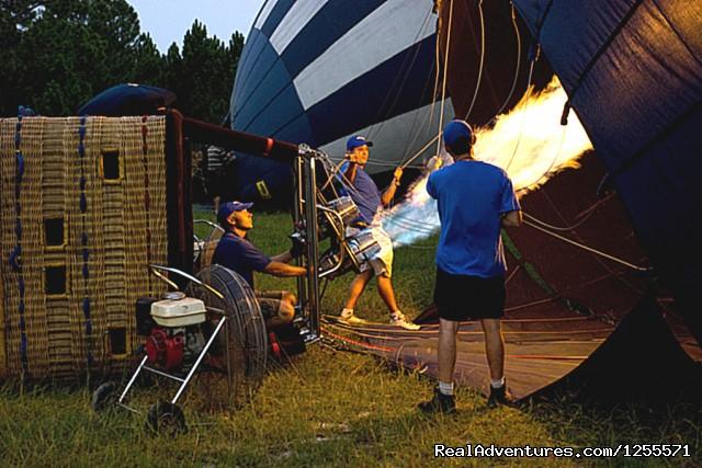Image #2 of 6 - Orlando Balloon Rides