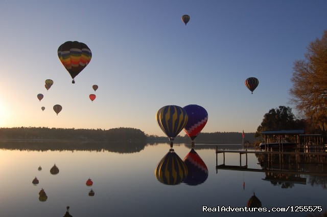 American Balloon Rides: Breathtaking Views