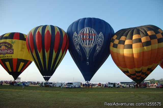 Image #3 of 4 - American Balloon Rides
