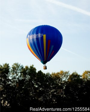 SkyScapes of America, LLC Anderson, South Carolina Ballooning