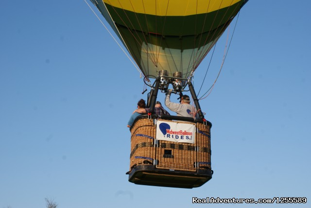 Image #4 of 6 - Midwest Balloon Rides