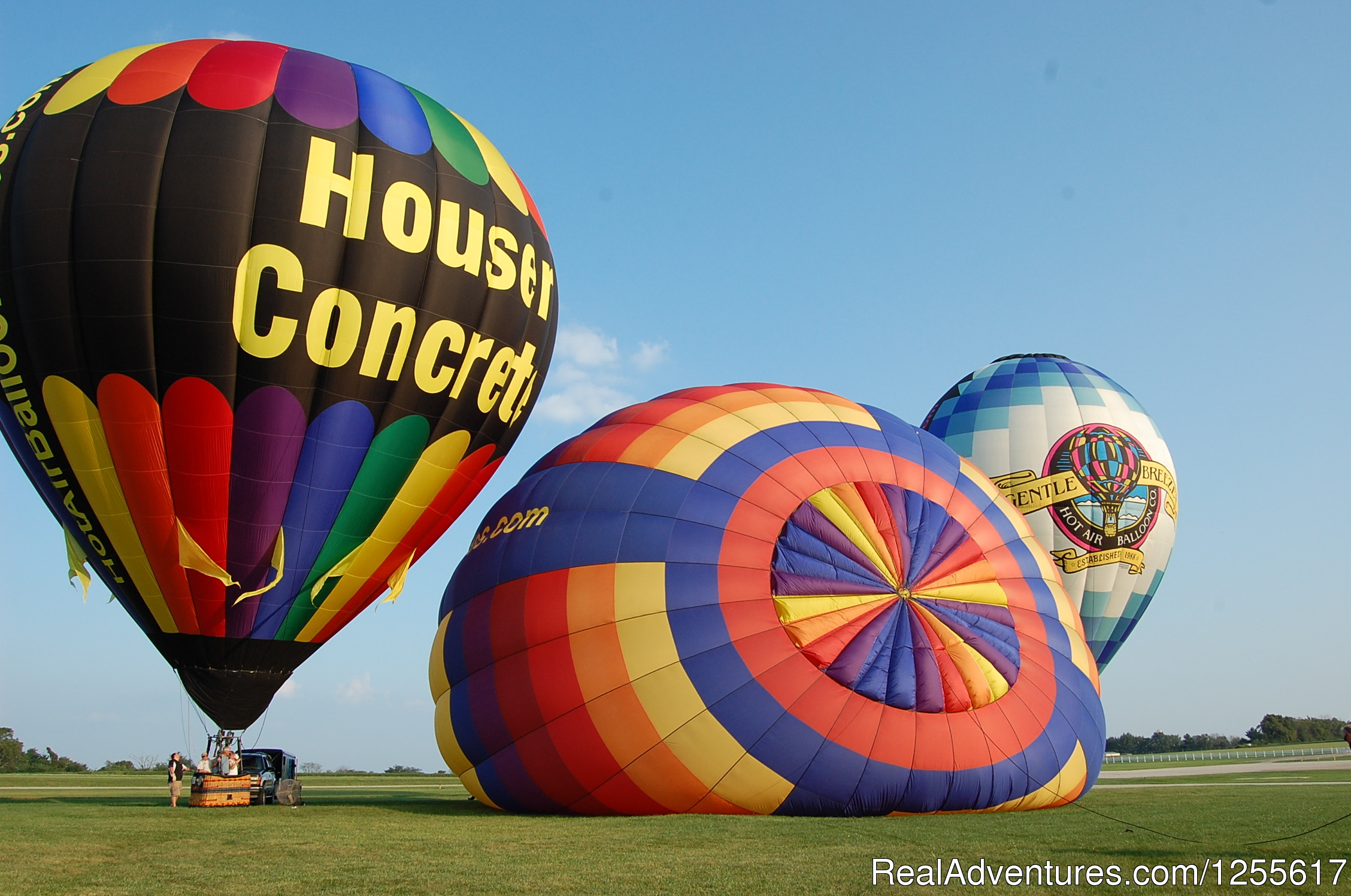 Advertising Balloons | Image #5/5 | Gentle Breeze Hot Air Balloon Company, ltd