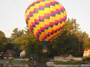 A& a Balloon Rides Salem, New Hampshire Ballooning