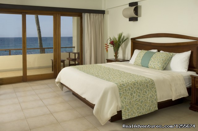 Beachfront Room / One King Bed - Tango Mar Beach Hotel Spa & Golf Resort Costa Rica