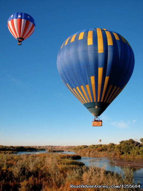 Apex Balloons Rio Grande