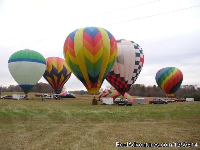 Montgolfier Day celebrating the first balloon flight | Image #5/5 | Big oh Balloons, Private Champagne Balloon Flights