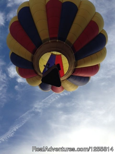 Up, Up and Away - Big oh Balloons, Private Champagne Balloon Flights