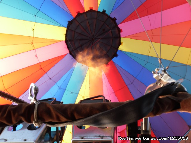 Image #2 of 3 - Hot Air Balloon Rides In Central Ohio