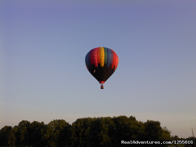 Image #3 of 3 - Hot Air Balloon Rides In Central Ohio