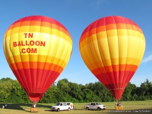 Middle Tennessee Hot Air Adventures Franklin, Tennessee Ballooning