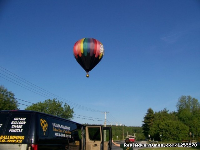 Image #2 of 5 - U-Ken-Do Ballooning