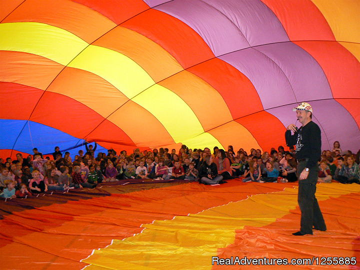 Hudson Hot Air Affair - School Program