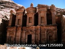 Petra Jordan  (#2 of 7) - Petra tour one day